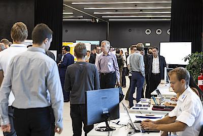 Über 250 Teilnehmer beim Internationalen Forum Mechatronik © Internationales Forum Mechatronik/NOI Park