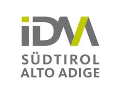 Logo Ecosystem Automotive, IDM Südtirol – Alto Adige